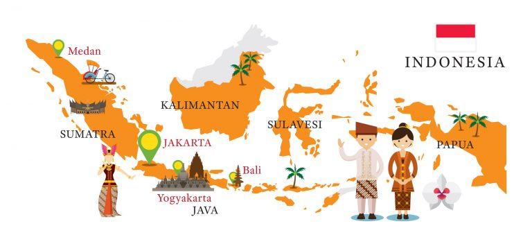 トラストジャパンではインドネシア全域で人探しを実施しています。